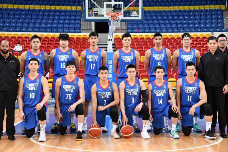 ▲亞洲盃資格賽,中華男籃所在的B組確定延期至明年2月舉行。(NOWnews資料照)