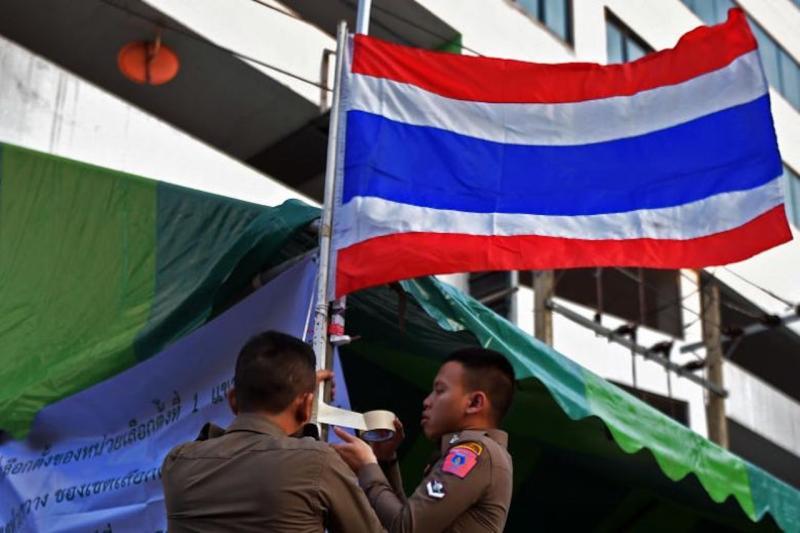 泰國曼谷出現首起<b>死亡案例</b> 境內累計共42例、1死