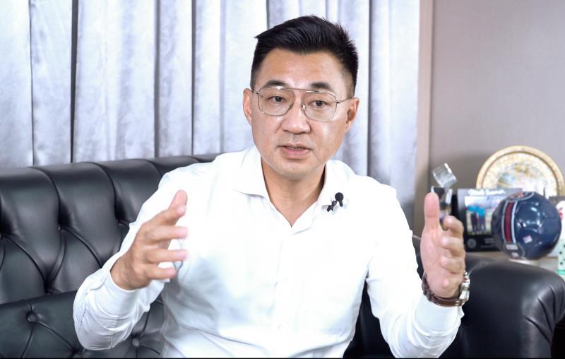 同志遊行 江啟臣:國民黨尊重黨員的價值選擇