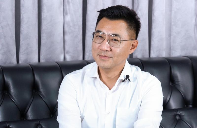 立委江啟臣。(圖/記者陳明安攝,2020.03.02)