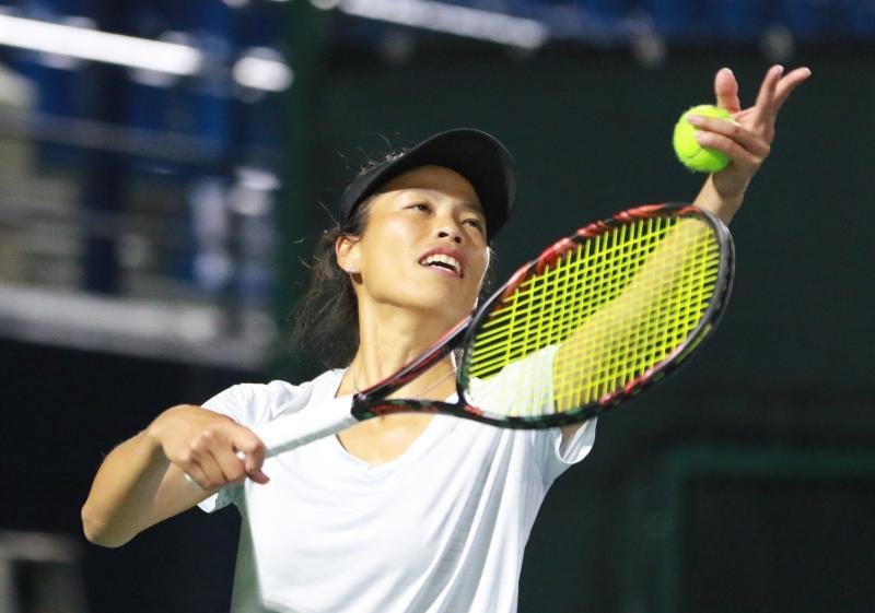 網球/羅馬大師賽謝淑薇單打出局 女雙還有機會