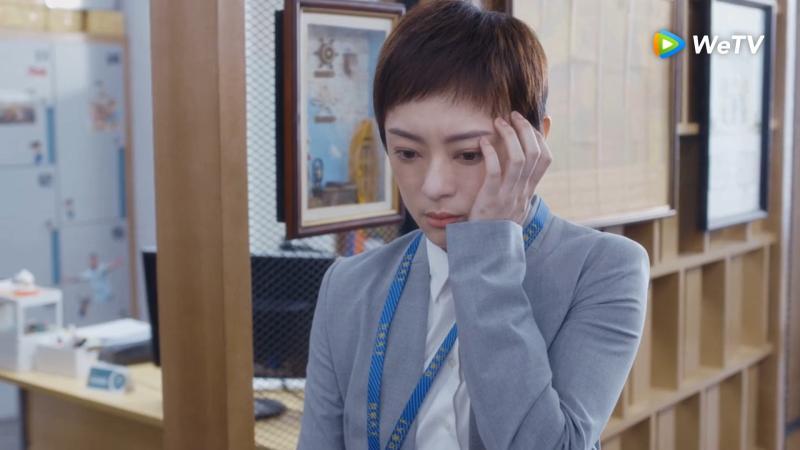 <br> ▲孫儷在《安家》被客戶元配賞巴掌。(圖 / WeTV提供)