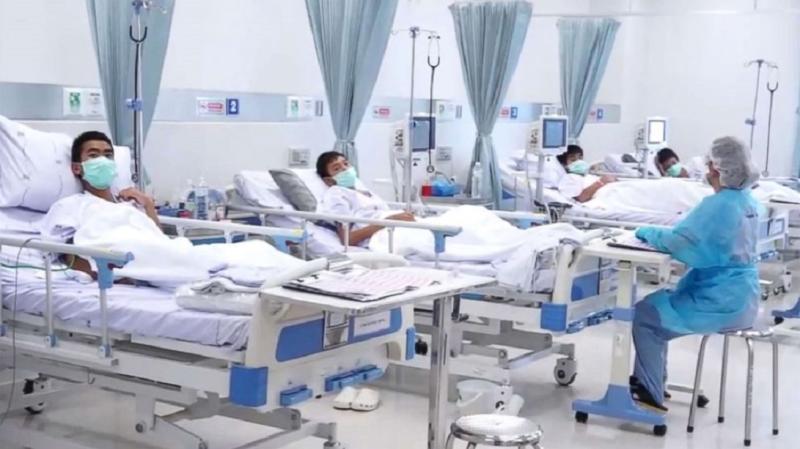 ▲醫院。(示意圖/翻攝自 ABC News )