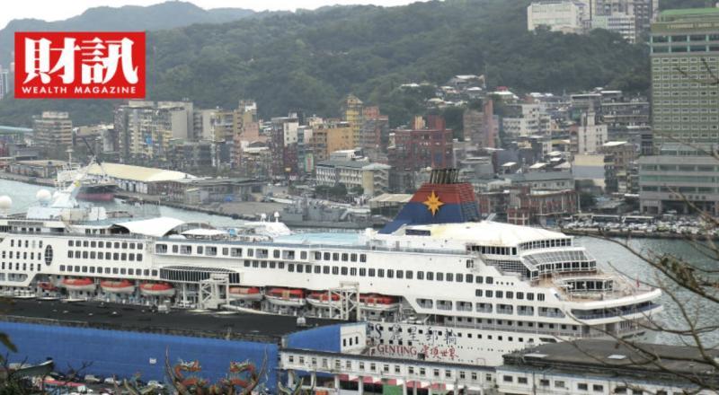 武漢肺炎讓台灣46個航次遭取消 全球郵輪業有苦說不清