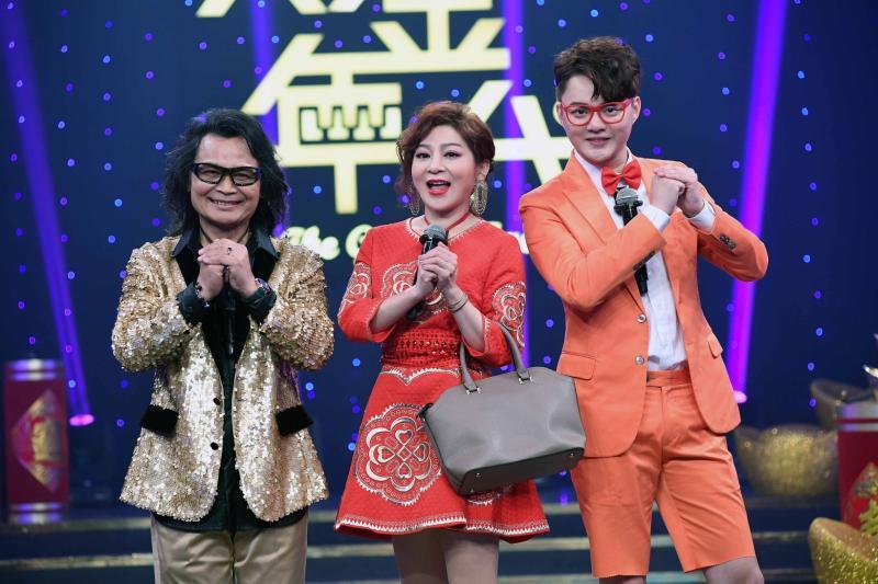 <br> ▲許富凱(左起)、王彩樺、沈文程年後開工。(圖/LiTV、華視)