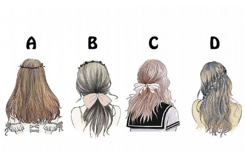 準!從<b>背影</b>選出哪個女生最漂亮?秒解你的「內外在性格」