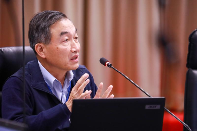 黃國榮接任中市副市長 藍綠肯定適當人選