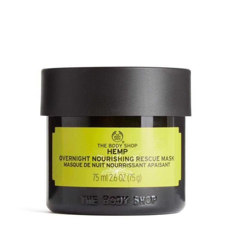 <br> ▲The Body Shop 大麻籽密集修護面膜 75ml NT$850。(圖/The Body Shop )