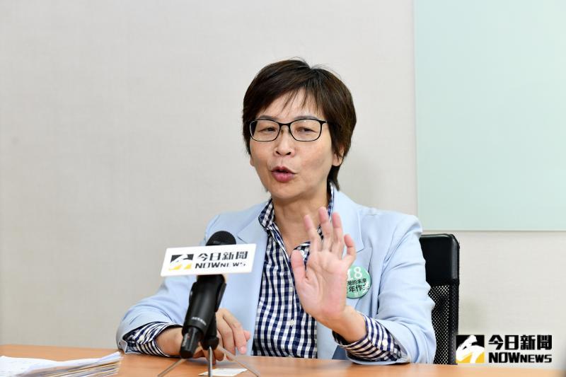 專訪/民眾黨提早佈局2022 蔡壁如:辦營隊、廣設服務處