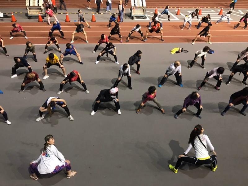 ▲體育處自2月中開始推出運動防疫系列活動,每周三、六晚間辦理免費戶外運動課程。(圖/新北市體育處提供)