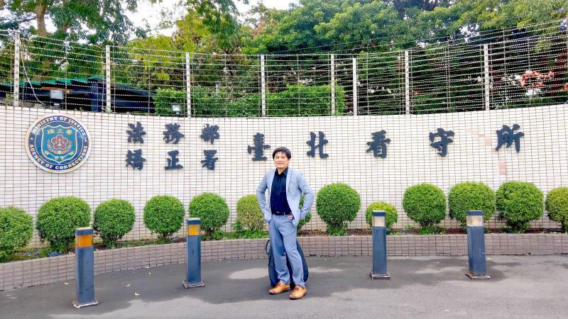 ▲「律師歌手」蘇明淵以鄭性澤冤獄案為靈感,創作歌曲〈今仔日過了好就好〉(圖/紅豆娛樂提供)