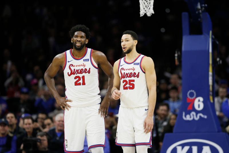 NBA/76人三星傷缺人氣下滑 全美轉播遭取消