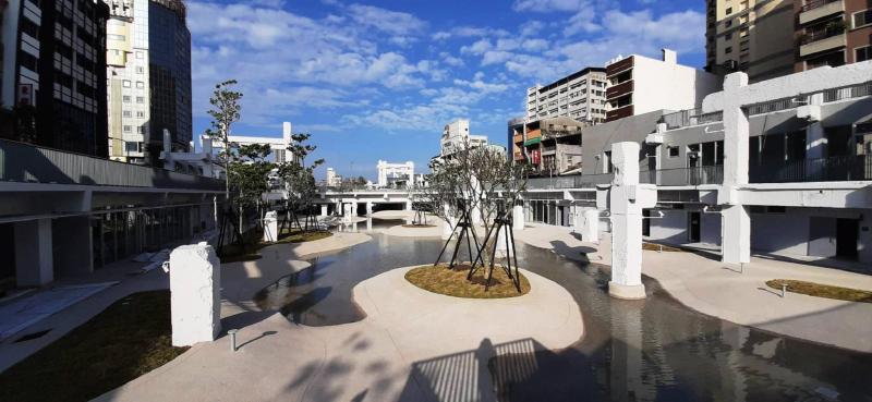 房市/河樂廣場翻新台南老城區 吹響當地房市