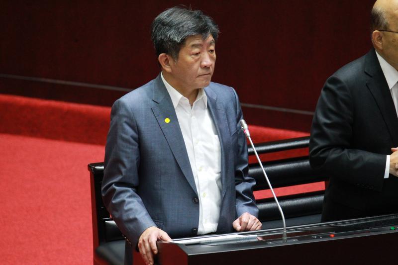 台灣何時全面禁止<b>外國人入境</b>?陳時中坦言「幾乎了」
