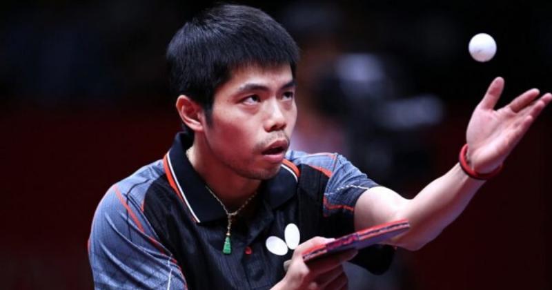 桌球/台灣「傳奇」莊智淵 卡達賽再度擊敗日本<b>天才</b>少年
