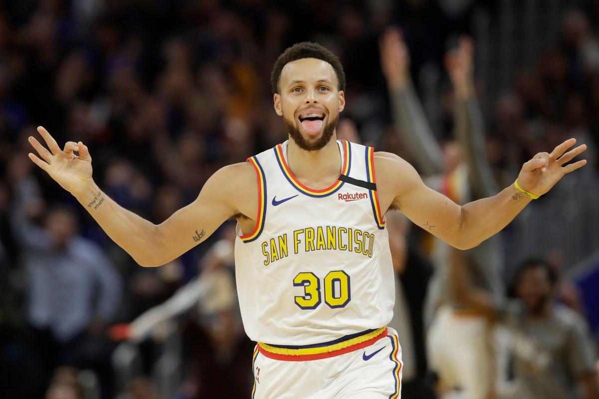 NBA/柯瑞開季表現火燙勇士3連勝 獲選首周西區最佳球員