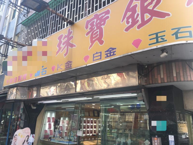 台南永康銀樓遭搶 警方已鎖定可疑涉案男子