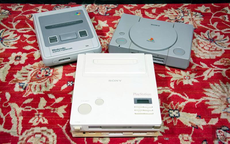 世上僅有一台!<b>Nintendo</b> PlayStation誇張天價成功拍賣