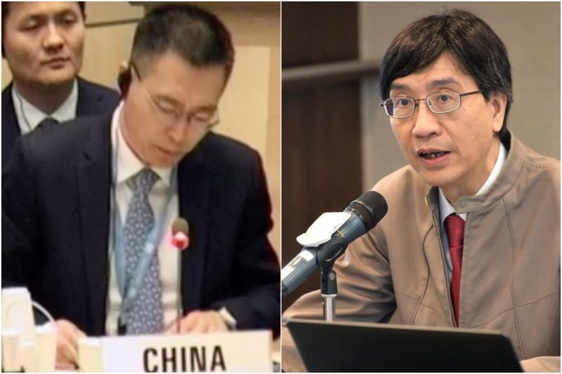 中國在WHO稱很照顧台灣? 港專家:連考察武漢都疑造假