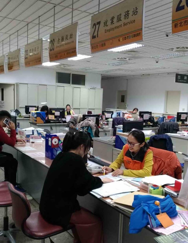 N2020031001 新北勞工局提3項協助勞工措施