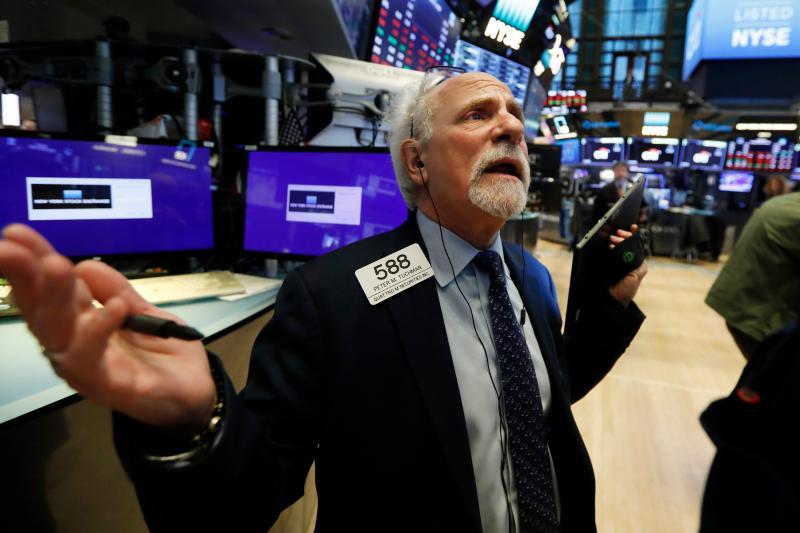 恆大危機引金融市場大逃殺 美股狂瀉一度大跌近1000點