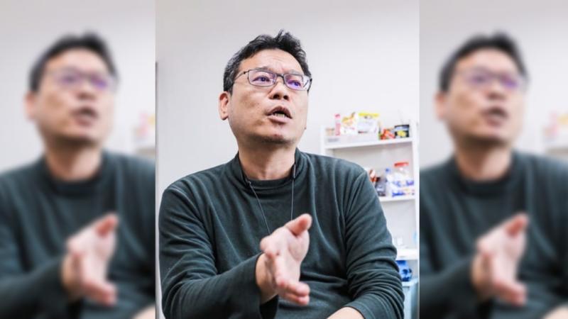 前北市文基會副執行長、前台灣民眾黨中央委員張益贍。