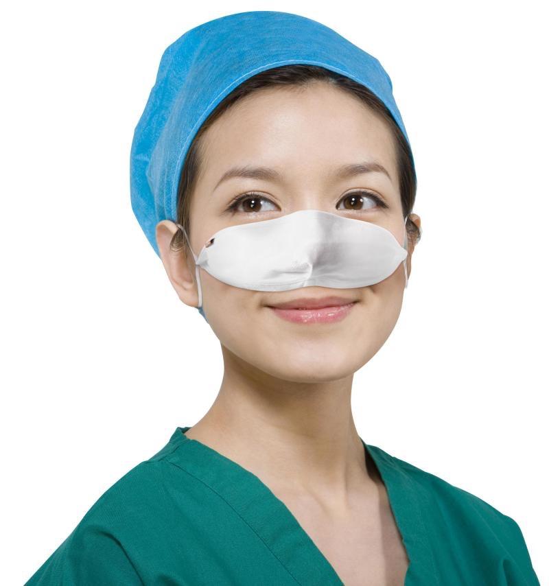 <br> ▲新型鼻罩的模樣。(圖/翻攝中國日報微博)
