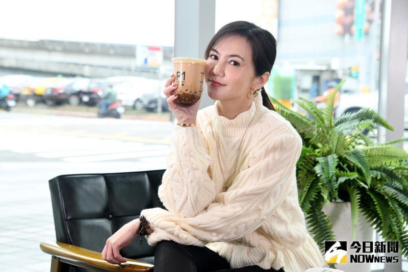專訪/白手起家!從女星變企業主 簡沛恩的奶茶經