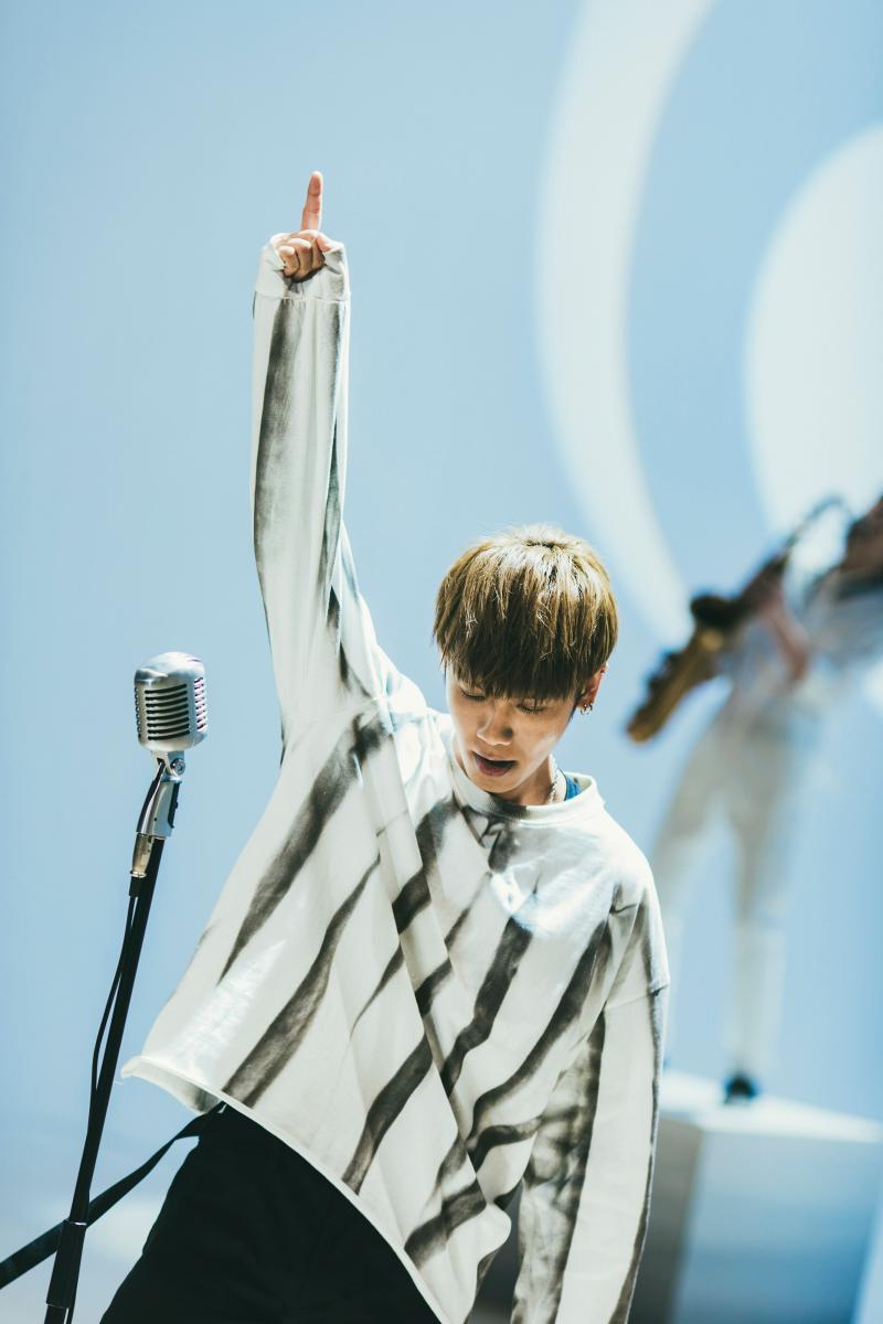 ▲鼓鼓推出歌曲〈超展開〉中文版。(圖/相信音樂提供)