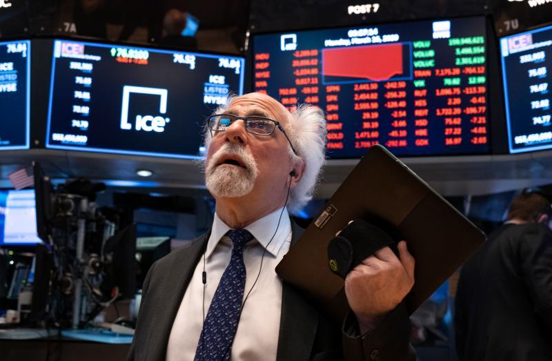 美股大泡沫即將破滅?專家:9月恐修正20%