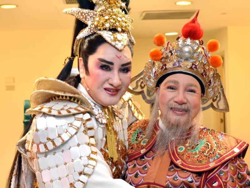 小鳳仙病逝享壽80歲 楊麗花沒見最後一面「崩潰痛哭」