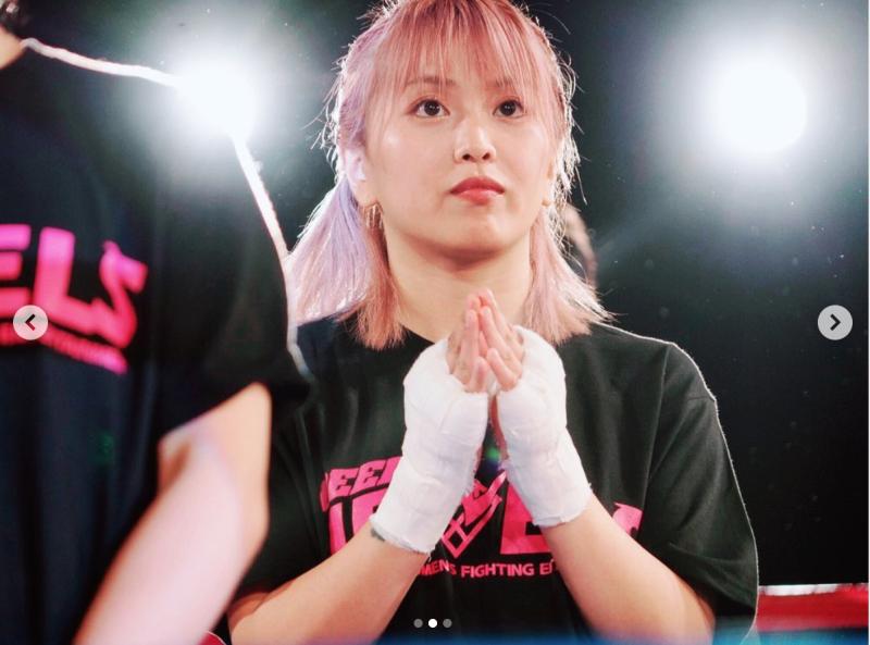 日美女格鬥家走在路上被痛毆 臉上掛彩受重傷