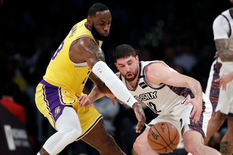 NBA/湖人僅一眉哥入選 主帥怨:詹皇防守令人驚訝