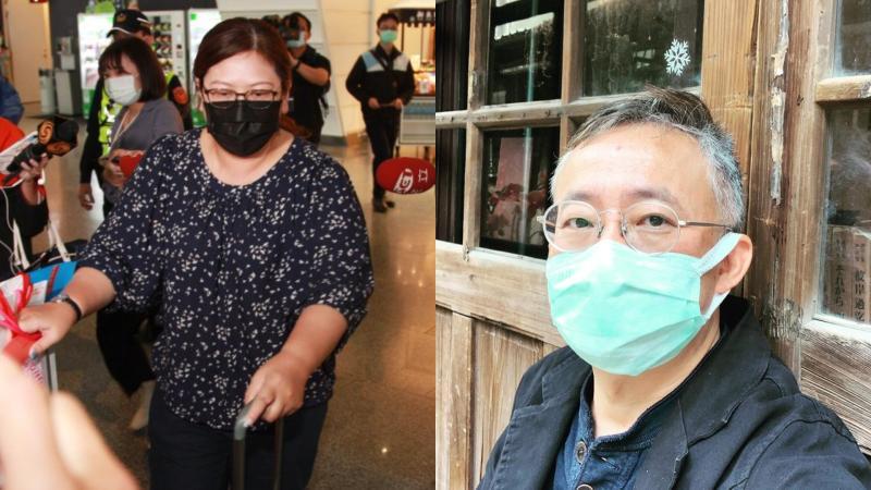 遊歐里長泣訴被霸凌 他反嗆:妳用自私霸凌台灣人生命