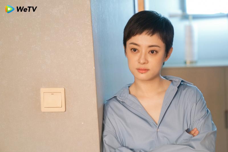 0318 孫儷自認《安家》飾演角色與《甄嬛傳》不同。(圖:WeTV提供)