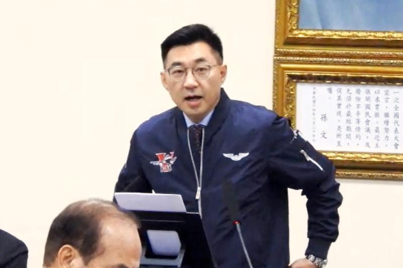 新人新政就定位!江啟臣宣布「還有一個位子要公開海選」