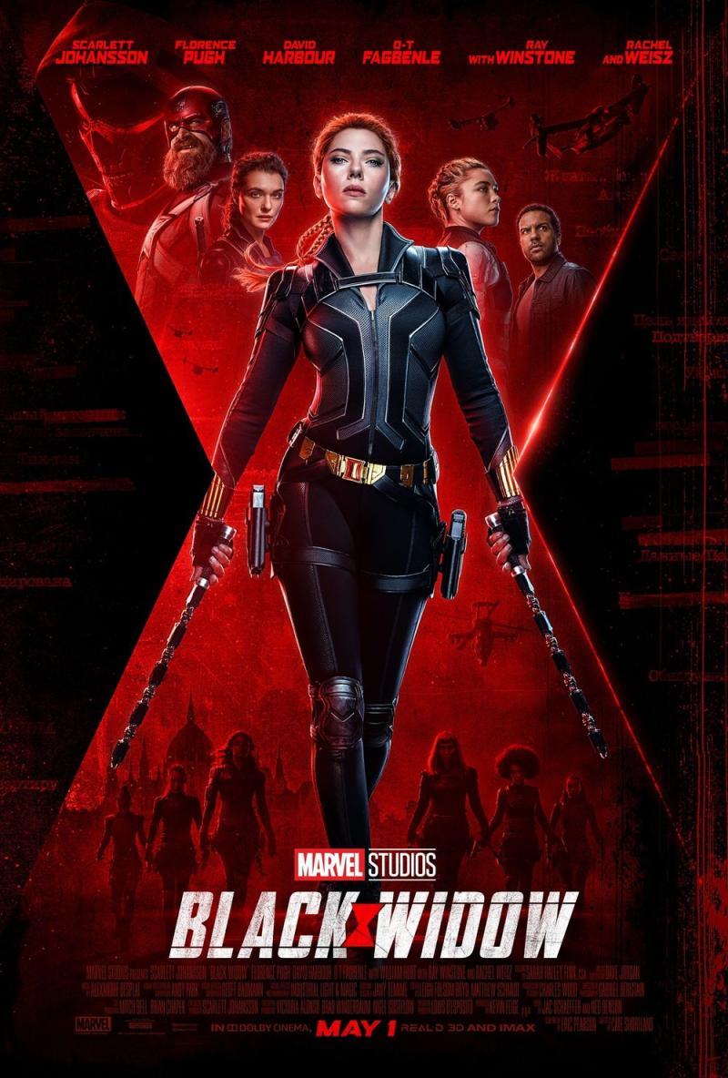 ▲《黑寡婦》傳出將押後至11月6日上映。(圖/漫威)