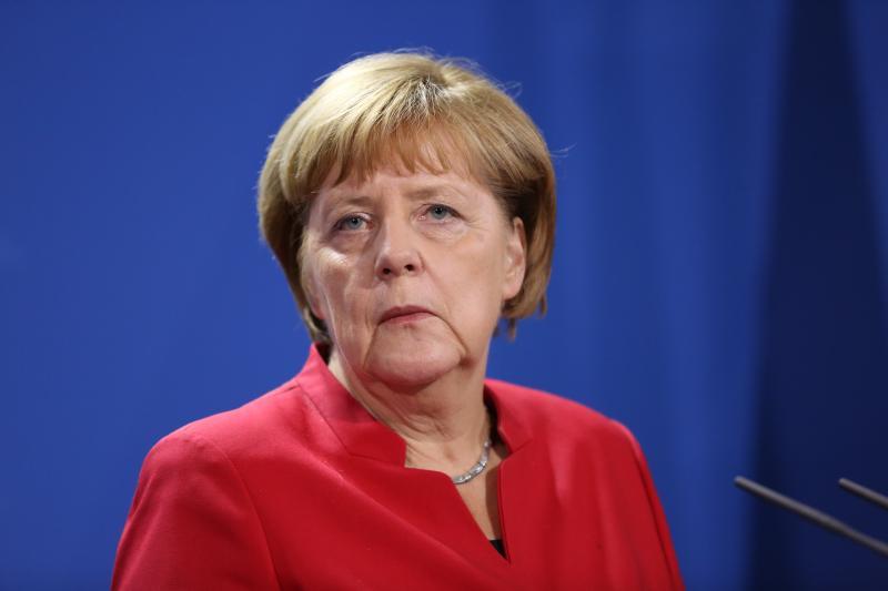 ▲德國總理梅克爾。資料照。(圖/美聯社/達志影像)