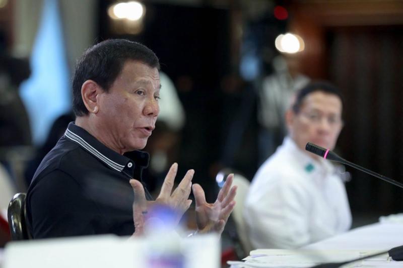 滯菲台人該走或留? 菲律賓總統<b>杜特蒂</b>稱不戴口罩會被抓