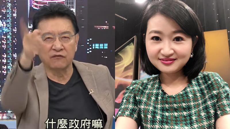 趙少康拍桌轟疫情中心「什麼政府」 女醫臉書嗆回去