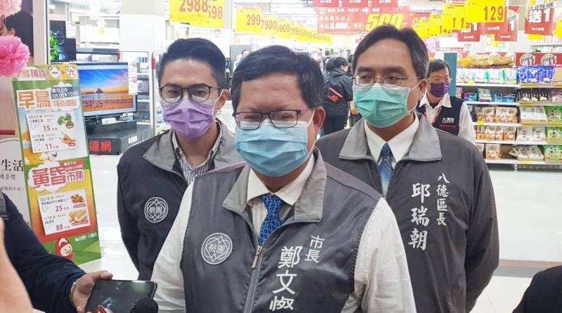 防堵社區感染 桃市府研擬擴大停課