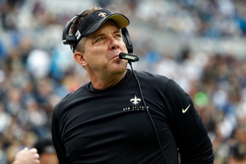NFL/驚!聖徒隊總教練也中標 北美4大職業賽事恐全淪陷