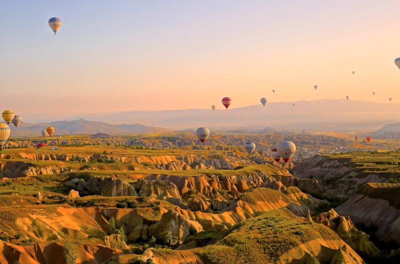 ▲有網友在 PTT 八卦版提到,近期熱門的旅行國家土耳其,不禁疑惑表示,撇開疫情不談,土耳其算是有一定危險性的國家,為何一堆人想去觀光?貼文立刻引發熱議。(示意圖/翻攝自 Pixabay )