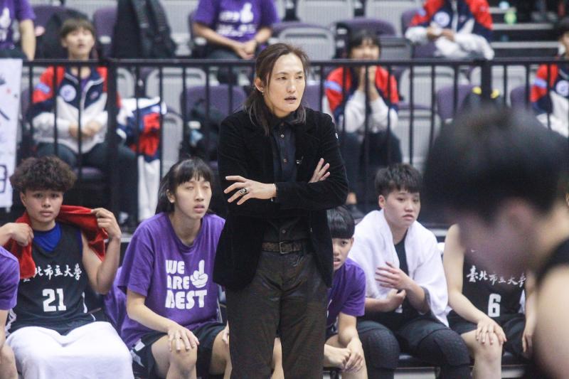 ▲021年亞洲盃女籃賽將於9月27日起在約旦舉行,中華女籃隊今日開訓,油錢薇娟擔任總教練。(圖/記者葉政勳攝 )
