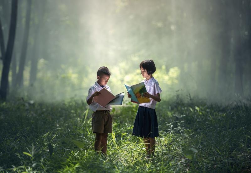 ▲21世紀的教育更加注重隱性能力。(圖/Pixabay)