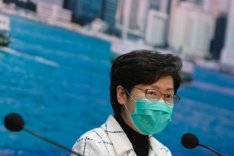 台灣入WHO訪問爭議 林鄭月娥:<b>香港電台</b>應遵守一國兩制