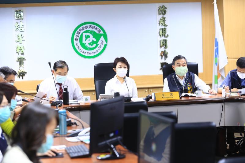 未來大規模停課 盧秀燕籲徵無線電視授課