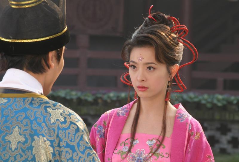 多圖/劉真「扮古裝」美如天仙!製作人回憶拍劇那3個月
