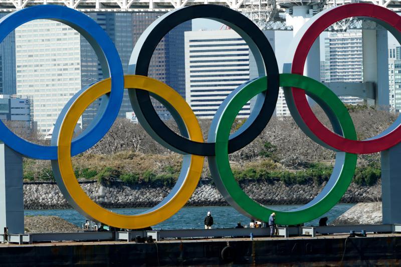 ▲東京奧運確定延期。(圖/美聯社/達志影像)