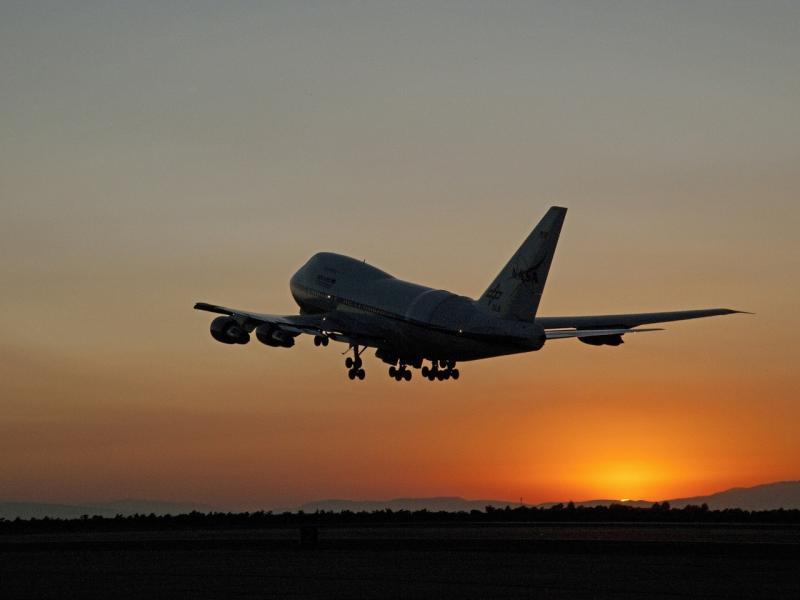 ▲三名美國海陸成員在機上制伏了鬧機乘客。(示意圖/ Pxhere )